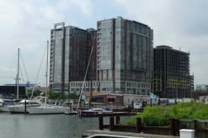 Gulls Cove Condominiums Jersey City NJ