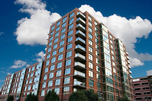 Fabulous Hoboken Riverfront Condos at 1450 Washington Street