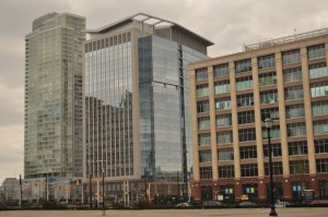 Crystal Point Condos in Jersey City