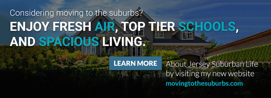 Walter Burns' new website, Moving To The Suburbs
