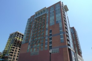 condominium in Jersey City