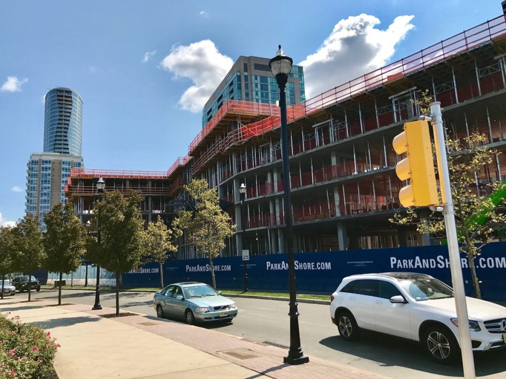 Park and Shore and other luxurious Hudson County condos
