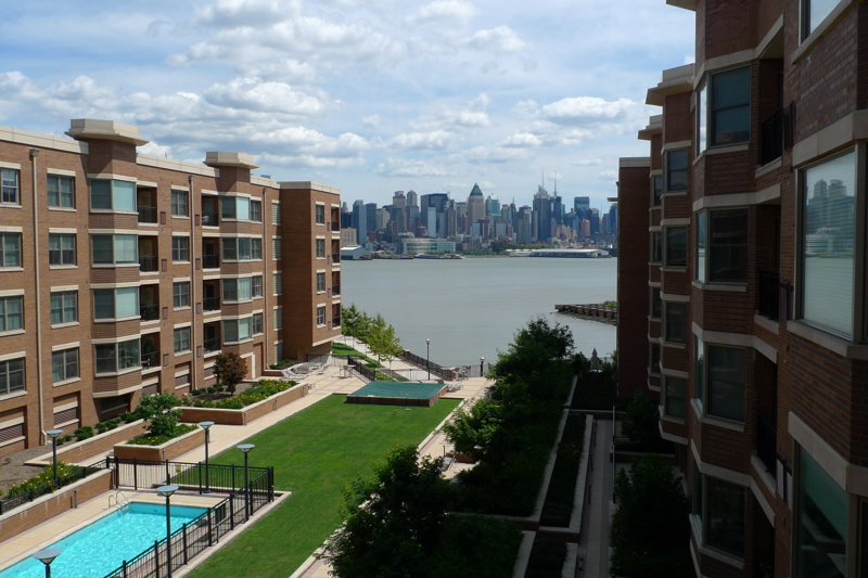 Grandview I building, and other Top-Selling Hudson County Condos