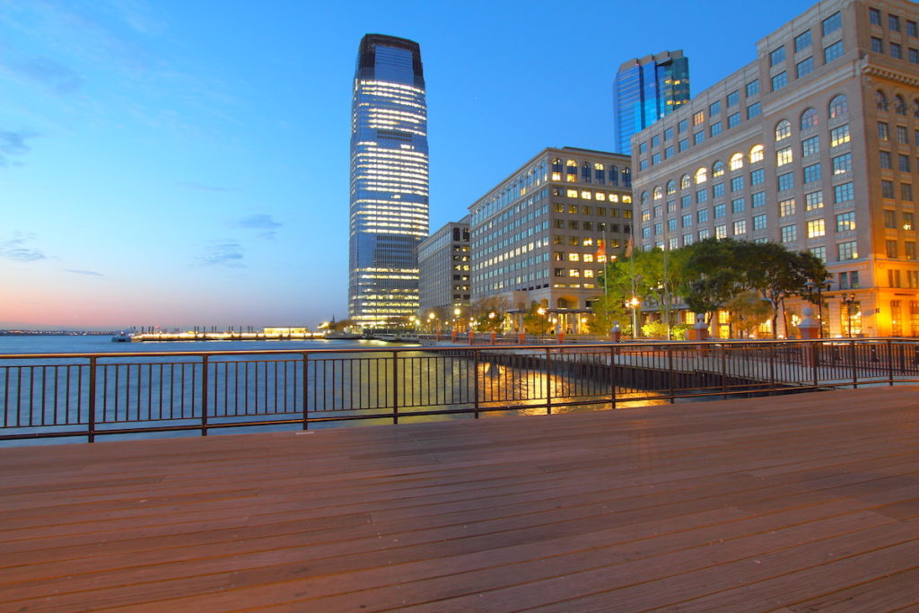 low inventory levels in Hudson County